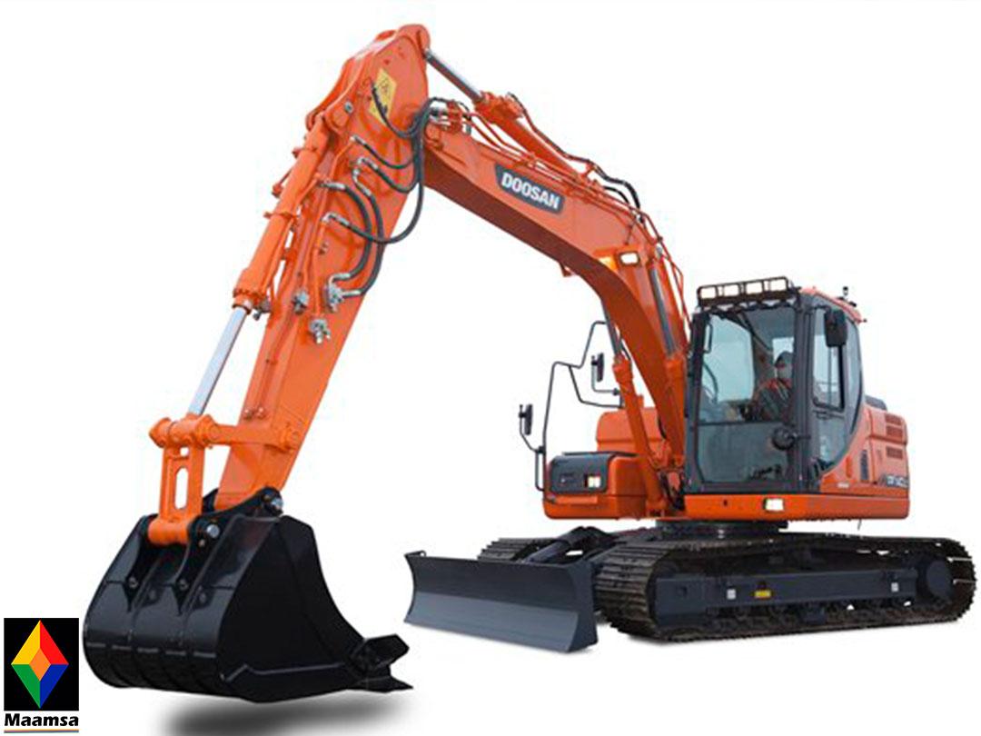 Excavadora Doosan DX140LC-01