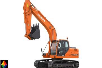 Excavadora Doosan DX180LC-01