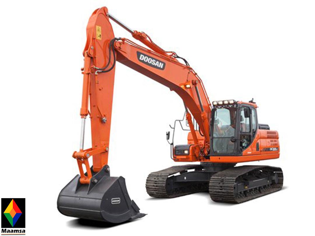 Excavadora Doosan DX225LC-01