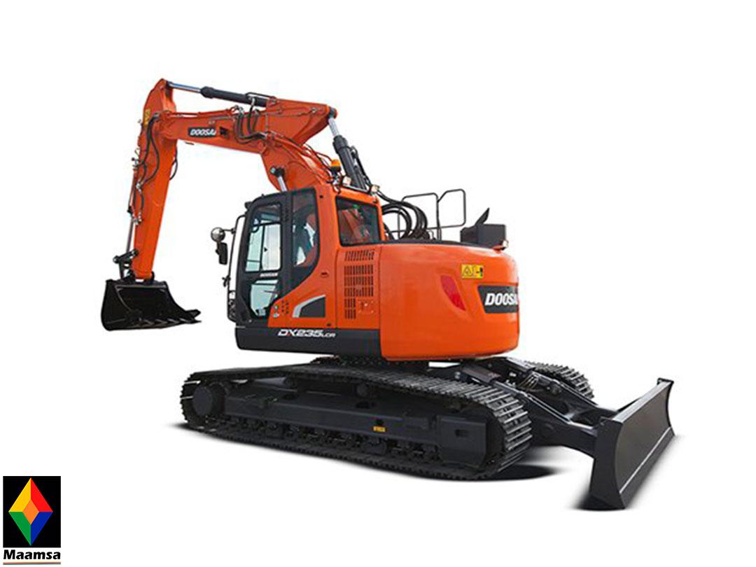 Excavadora Doosan DX235LCR-01