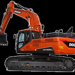 Excavadora Doosan DX300LC-01