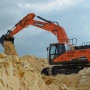 Excavadora Doosan DX300LC-02