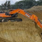 Excavadora Doosan DX300LC-03