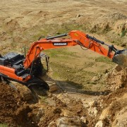 Excavadora Doosan DX300LC-04