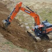 Excavadora Doosan DX300LC-05