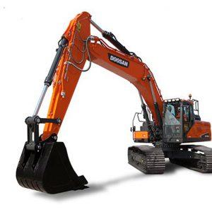 Excavadora Doosan DX340LC-01