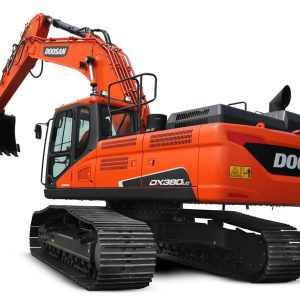 Excavadora Doosan DX380LC-01