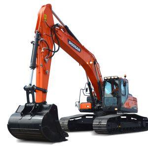 Excavadora Doosan DX255LC-01