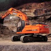 Excavadora Doosan DX255LC-03