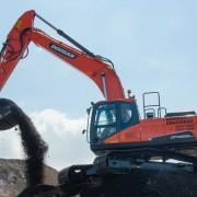 Excavadora Doosan DX255LC-04