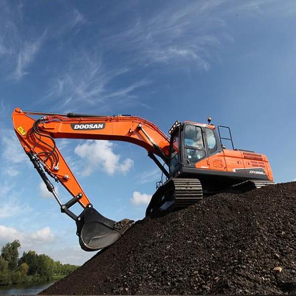 Excavadora Doosan DX255LC-05