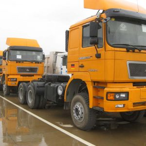 Cabezas Tractoras PowerPlus